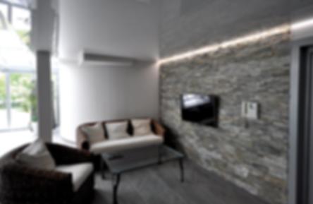 Decktec-Wohnzimmerdecken