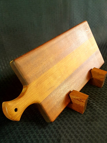 Elegant Cherry Handle Board