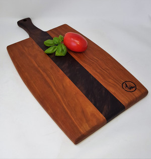WOW ! Your cutting boards are beautiful ! I would be afraid to use them.. !