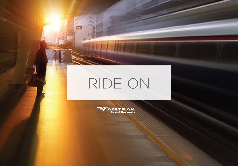 Amtrak Ride On