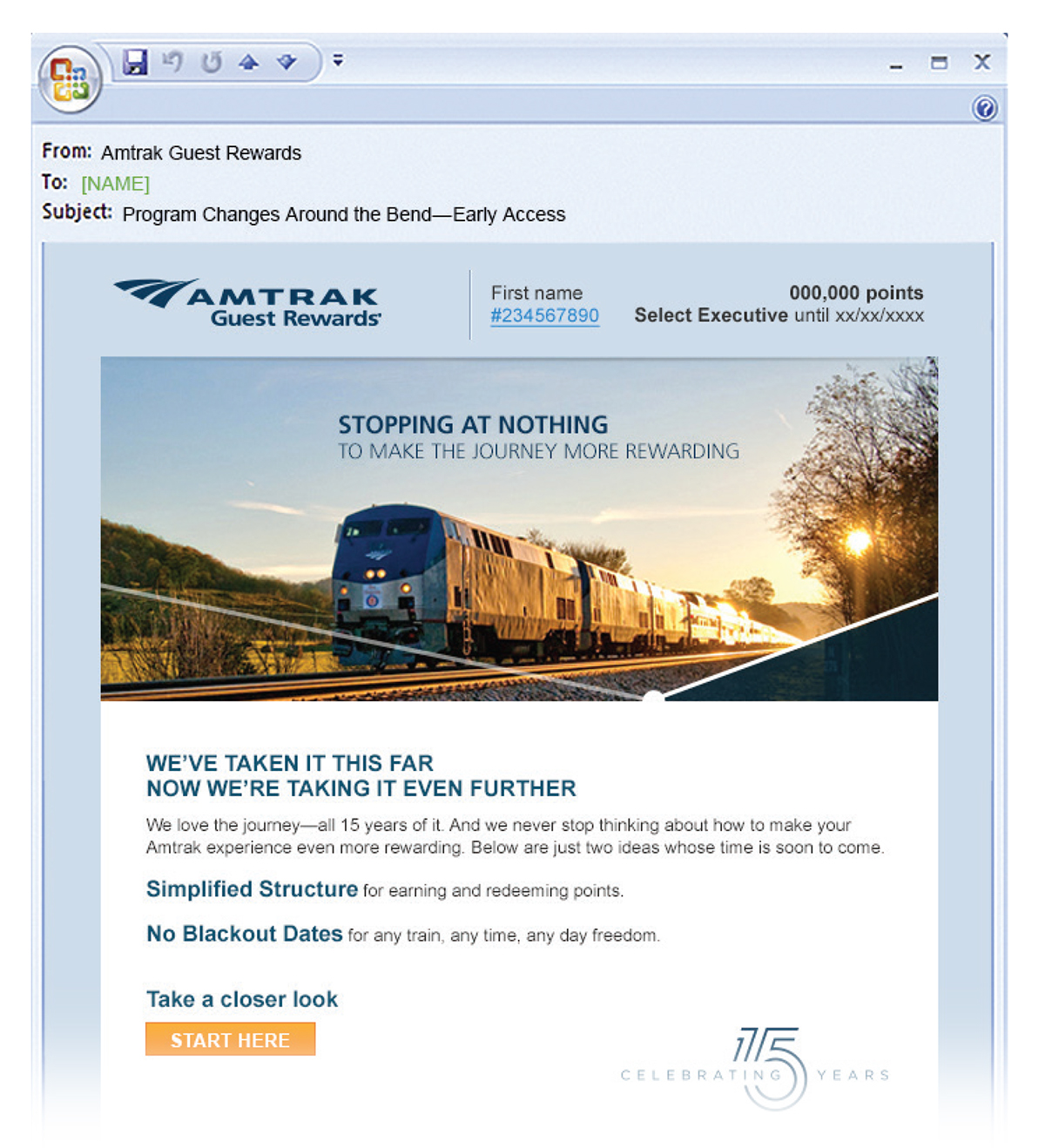 Amtrak Ride On 4