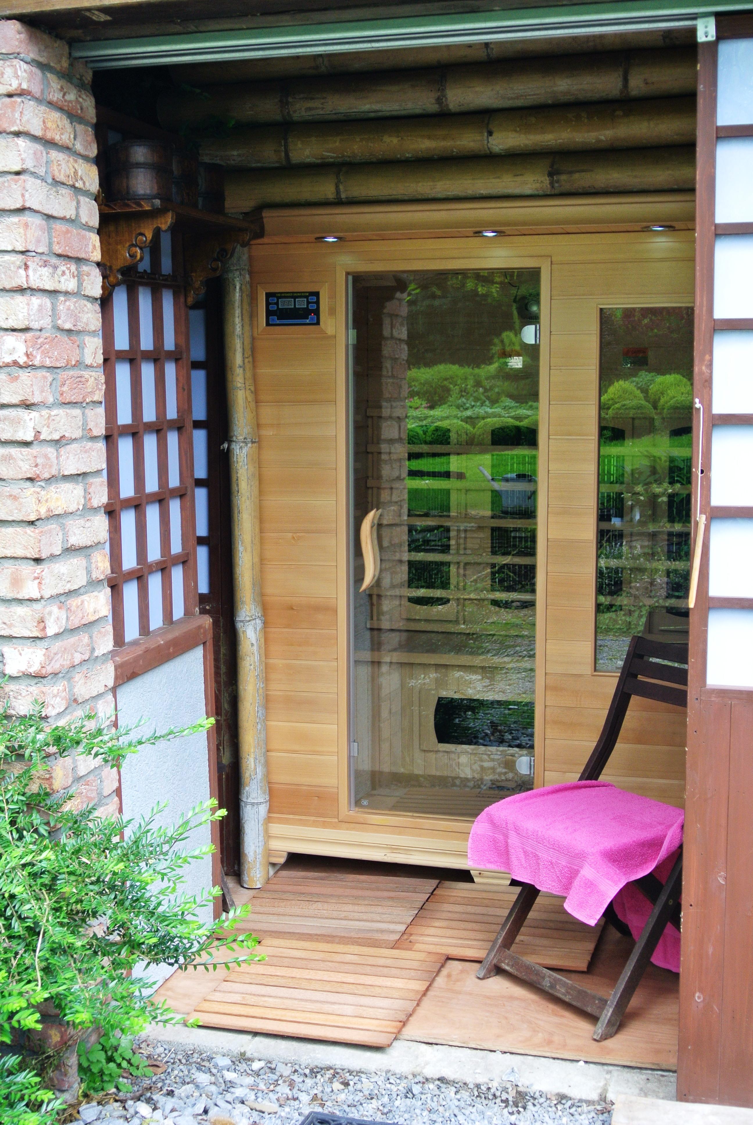 16 sauna