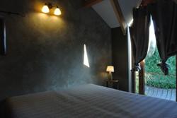 2 x 1 persbed slaapkamer 1