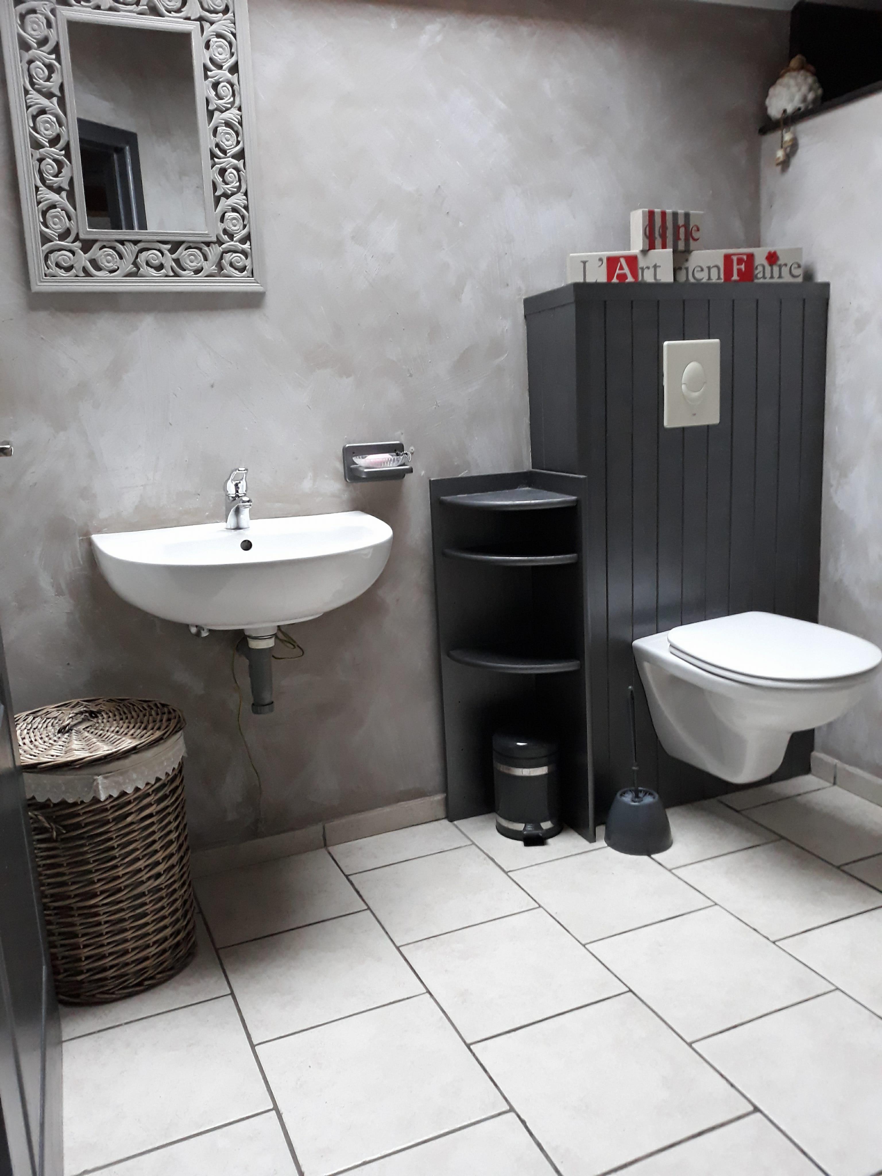 toilet 1ste etage