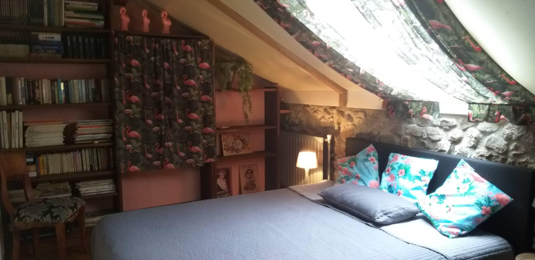 2de slaapkamer