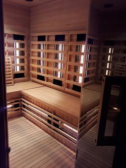 nwe 6p sauna