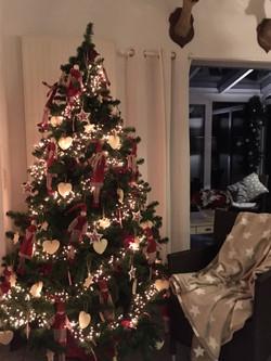 december in kerstsfeer