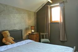 2 persoonsbed slaapkamer 2