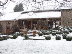 24 sneeuwterras