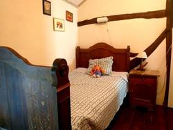 1 pers bed boerenslaapkamer