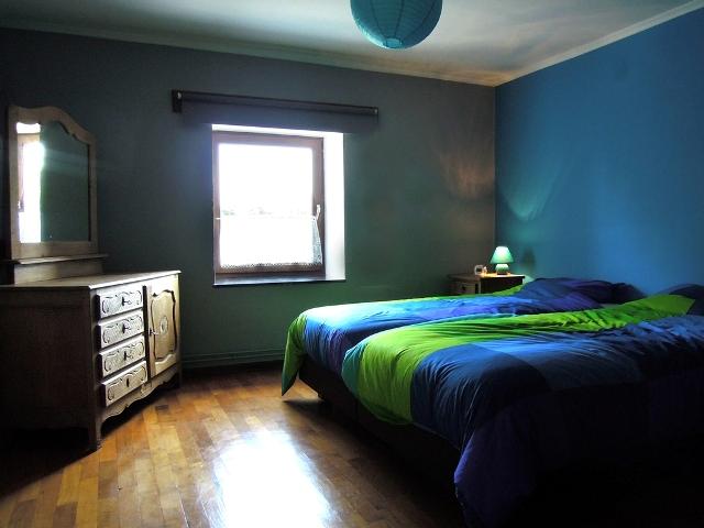 slaapkamer tuinzijde