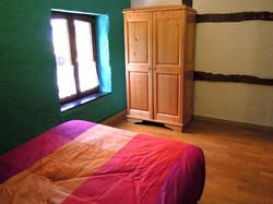 slaapkamer tuin zijde