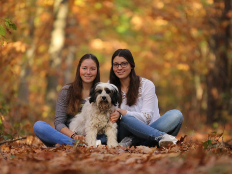 Flocke, Lisa-Marie & Anna-Lena