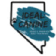Ideal Canine, Logo, Ideal k9, Tahoe, Nevada, Reno, Biggest Little City, Dog Training