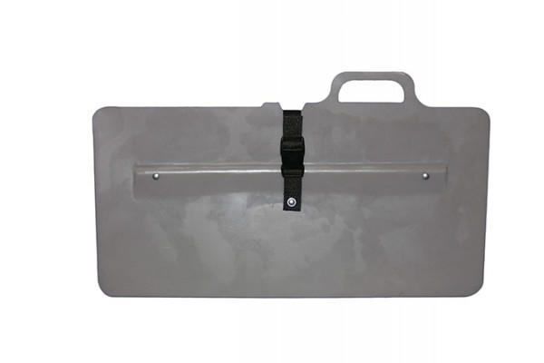 411048 1TB TOOL TRAY SLIDE-ON COVER RETRO-FIT KIT, GRAY