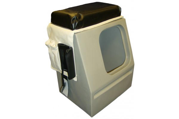 """318023 SPLICER SEAT-TOOL BOX, 9 X 8"""" TOOL OPENING AND CUSHION"""