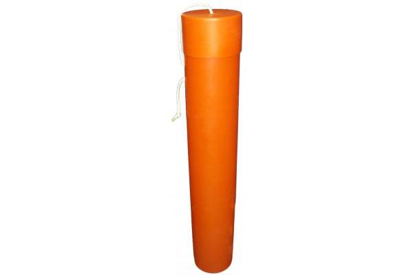 "BC-360 Blanket Canister, 36"" L x 6 Orange"
