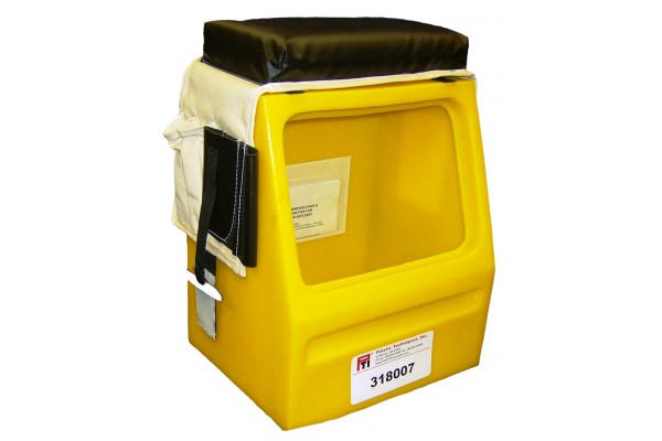 """318007 SPLICER SEAT-TOOL BOX, 12 X 8.5"""" TOOL OPENING AND CUSHION"""