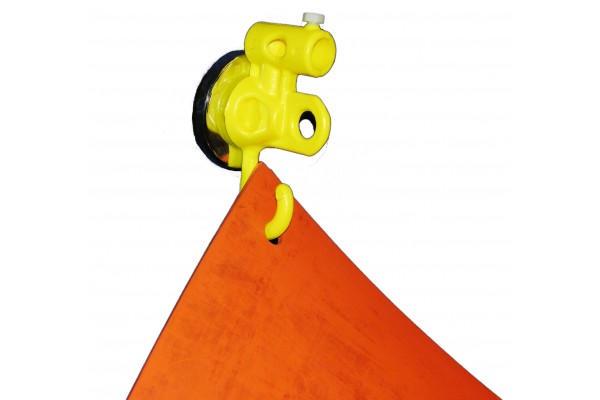 819055 MAGNETIC BLANKET AND FLAG HOLDER