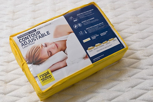 Contoured Adjustable Pillow