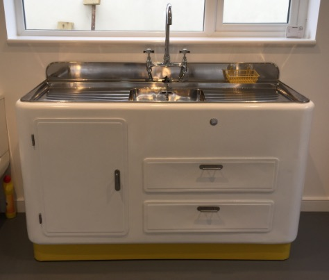 1950's Alloy Sink