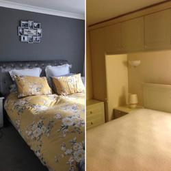 Bedroom re-model