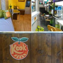 Kook Smoothie Bar, Newquay