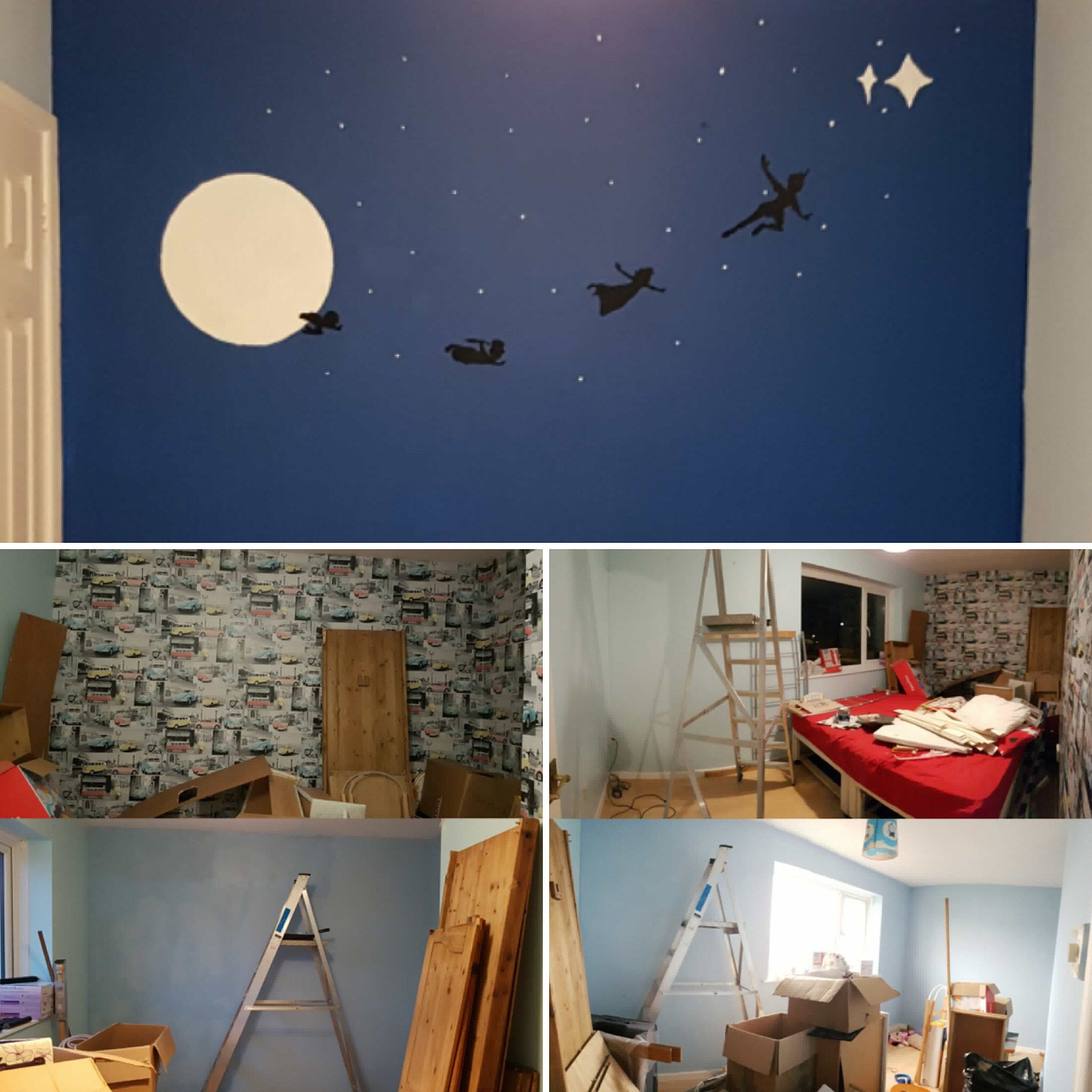 This Great Bedroom Transformation