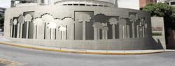 Proyecto de cerramiento de fachada