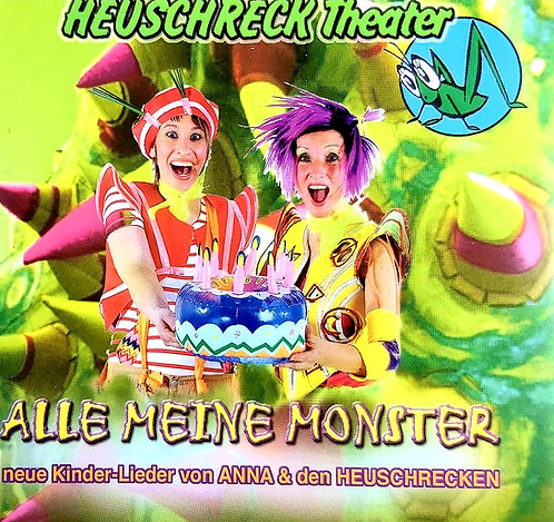 Alle meine Monster - Musikdownload