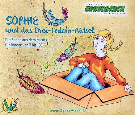 Sophie und das Drei-Federn-Rätsel - Musikdownload
