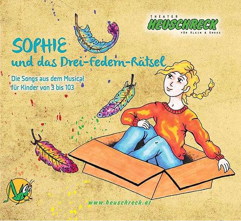 Sophie und das Drei-Federn-Rätsel CD