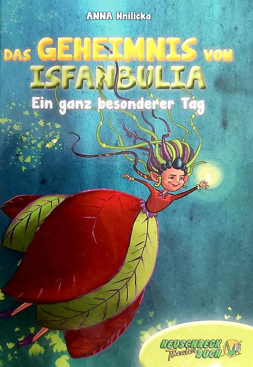 Das Geheimnis von Isfanbulia BUCH