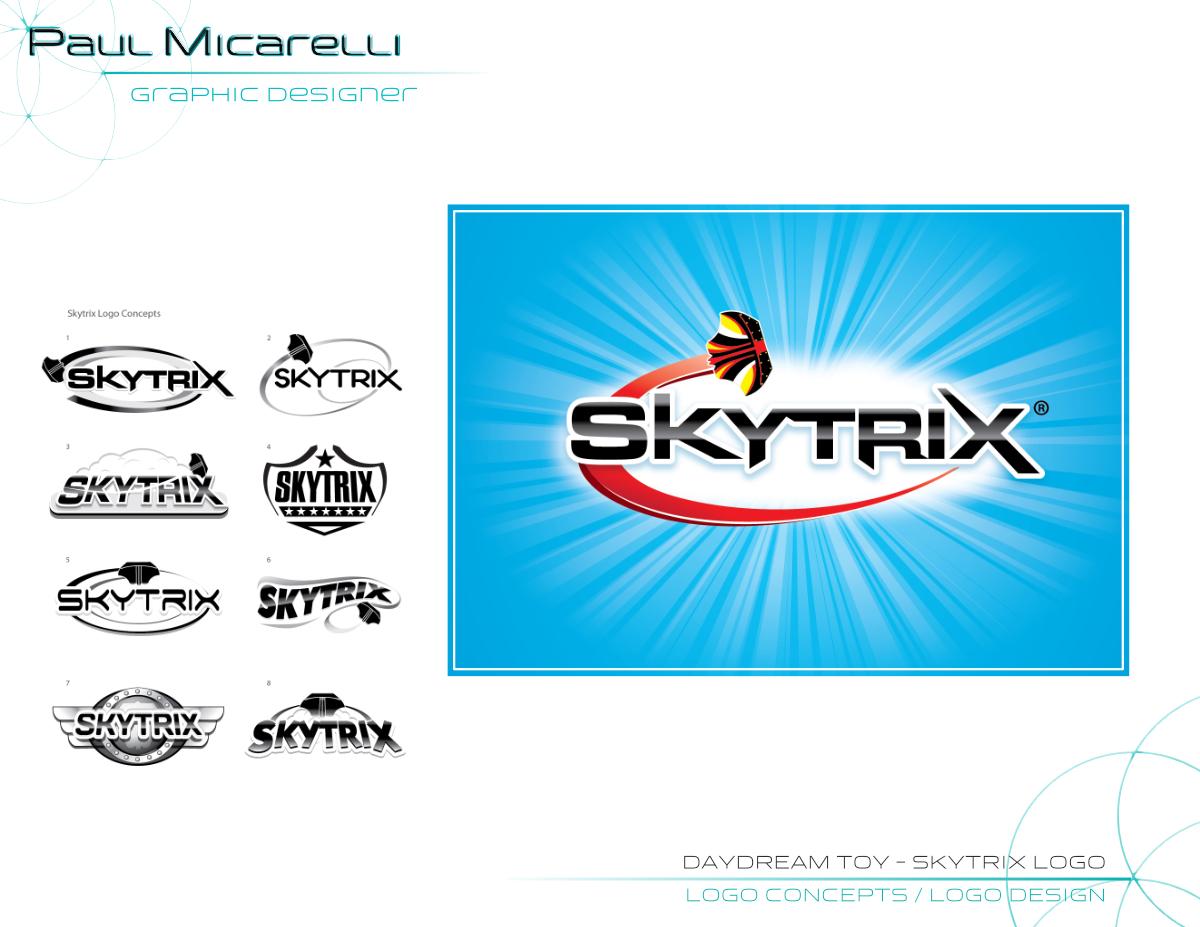 Paul-Micarelli-Skytrix Logo