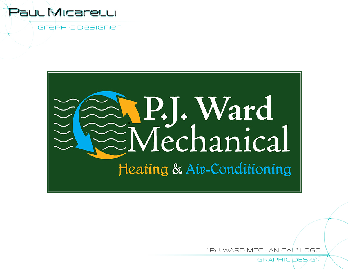 Paul-Micarelli-PJ Ward Mechanical Logo