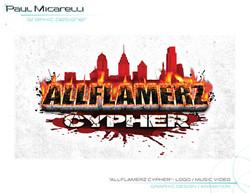 Paul-Micarelli-Allflamerz Video Logo