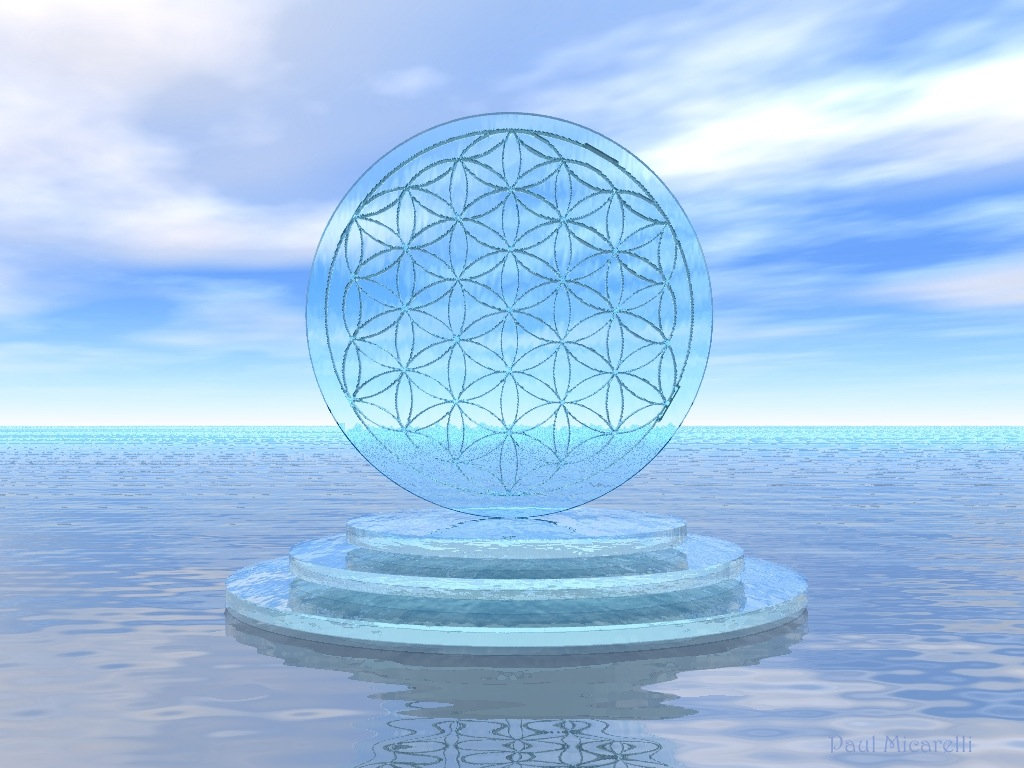 Flower of Life Aquascape-Paul-Micarelli.