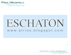Paul-Micarelli-Eschaton Atrios Logo