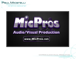 Paul-Micarelli-MicPros Logo