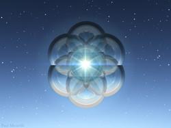 Cosmic Seed of Life open-Paul Micarelli.