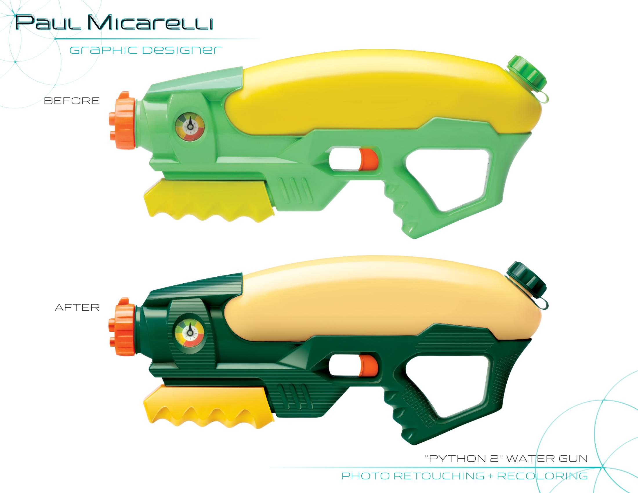 Paul-Micarelli-Retouch Python 2