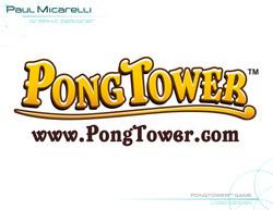 Paul-Micarelli-PongTower Logo