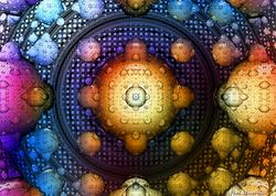 Infinite Bubbles-Paul Micarelli