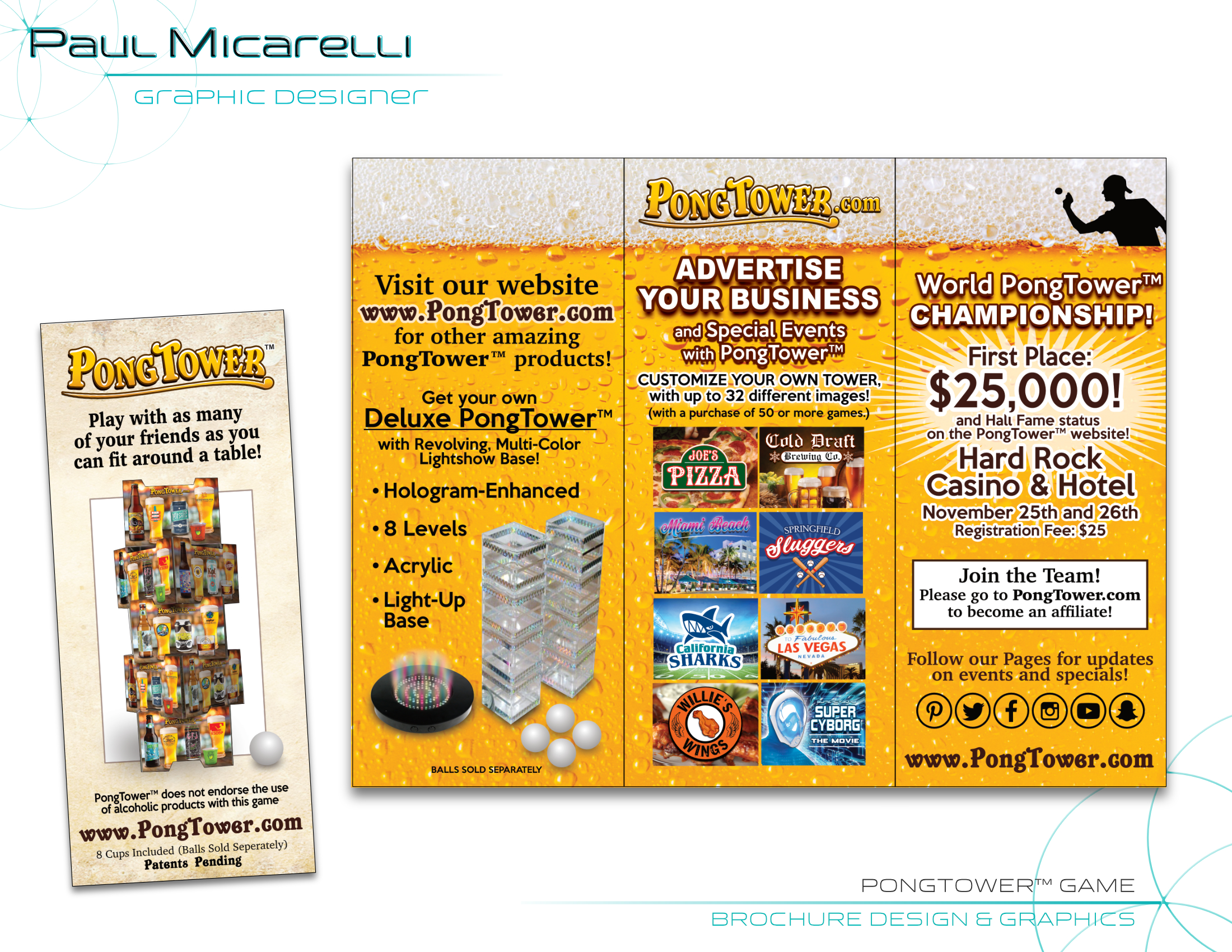 Paul-Micarelli-PongTower Brochure