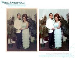 Paul-Micarelli-Paul Karen Prom Photo