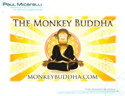 Paul-Micarelli-The Monkey Buddha Logo