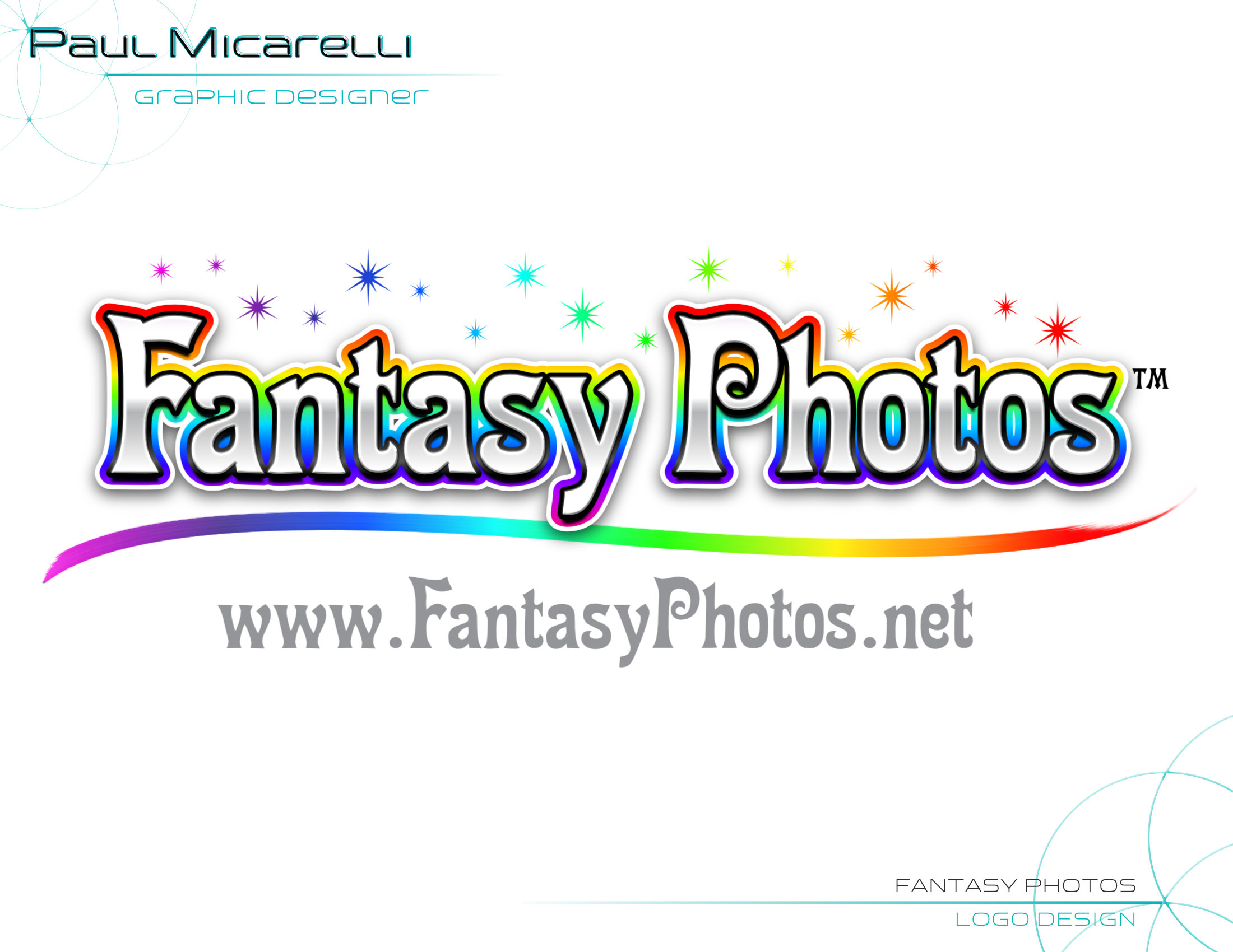 Paul-Micarelli-Fantasy Photos Logo