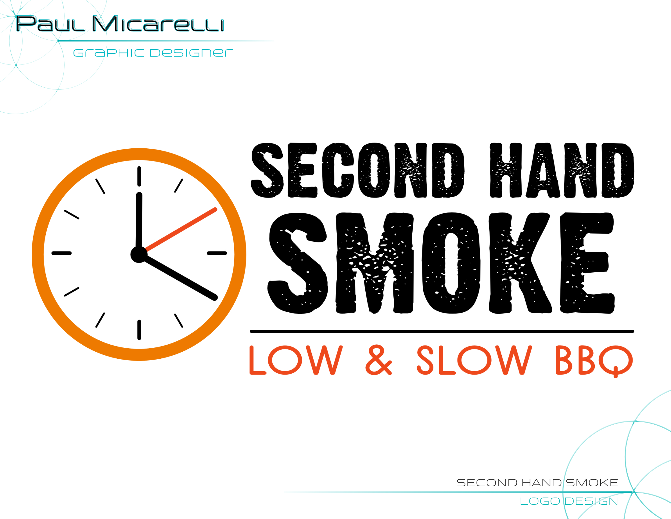 Paul-Micarelli-Second Hand Smoke Logo