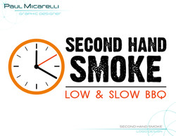 Paul-Micarelli-Second Hand Smoke Logo