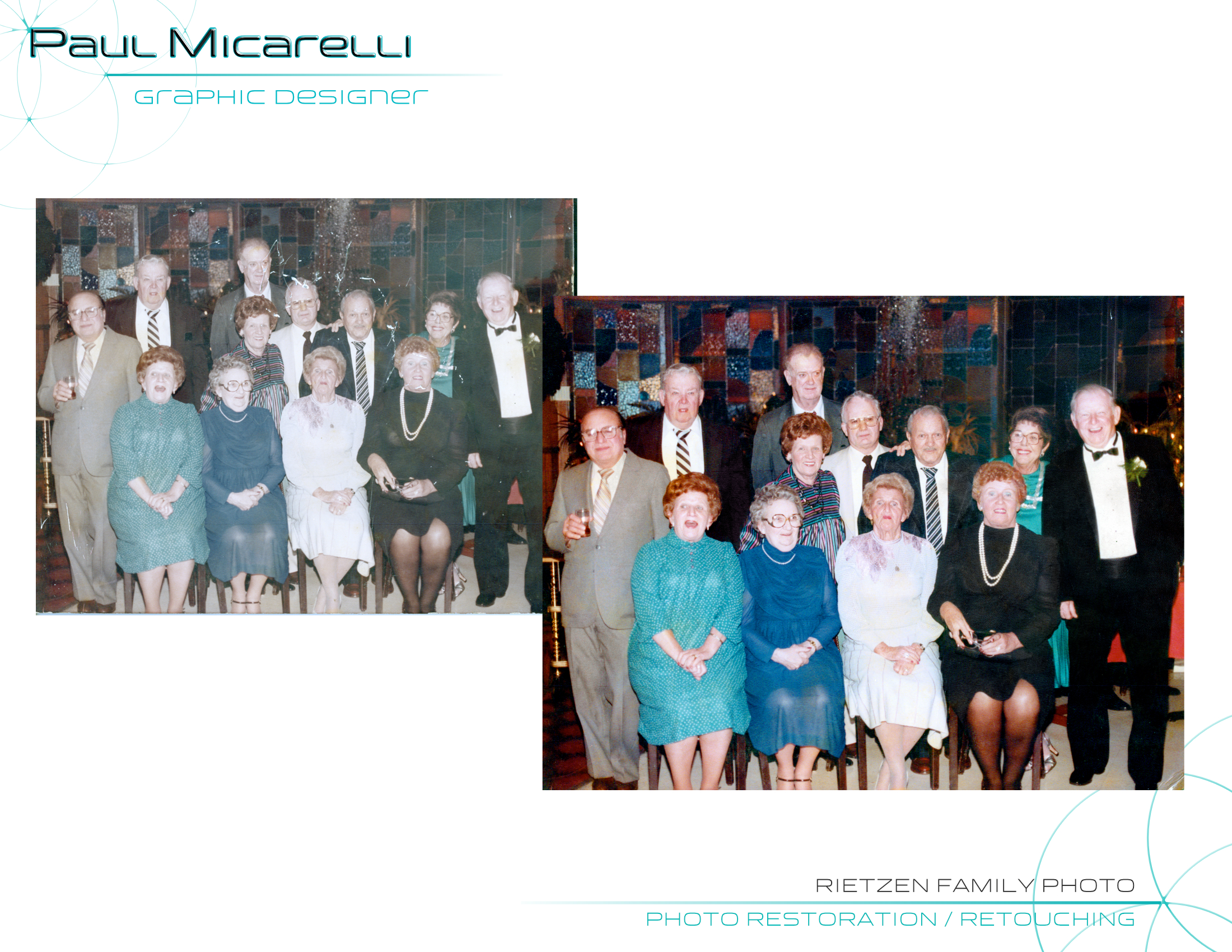 Paul-Micarelli-Rietzen Family Photo